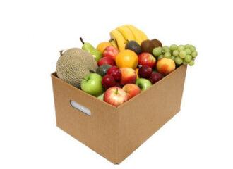 Box frutta fresca mista